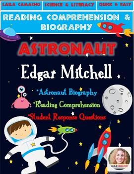 Astronaut Edgar Mitchell