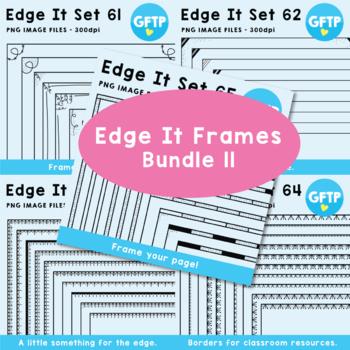 Edge It Borders Bundle 11