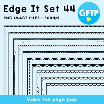 Edge It Borders / Frames - Set 44