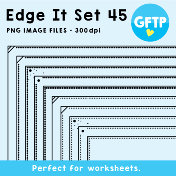 Edge It Borders / Frames - Set 45