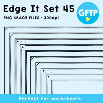 Edge It Borders / Frames - Set 45