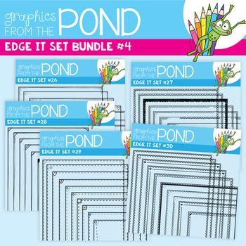 Edge It Borders Bundle 4