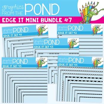 Edge It Borders Mini Pack 7