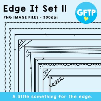 Edge It Borders - Set 11
