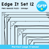 Edge It Borders - Set 12