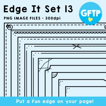 Edge It Borders - Set 13