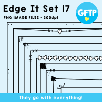 Edge It Borders - Set 17