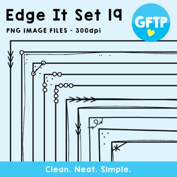 Edge It Borders - Set 19