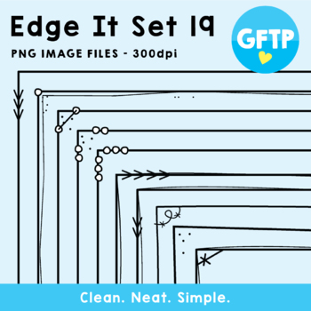 Edge It Borders - Set 19