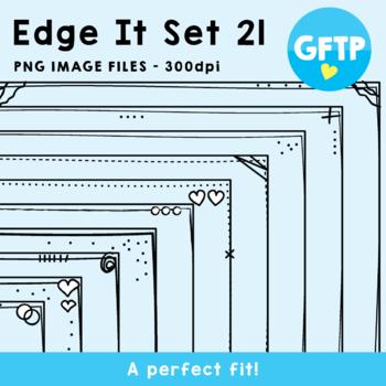 Edge It Borders - Set 21