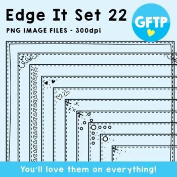 Edge It Borders - Set 22
