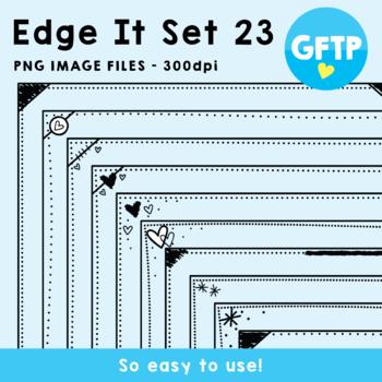 Edge It Borders - Set 23