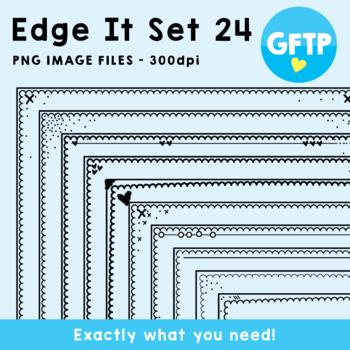 Edge It Borders - Set 24