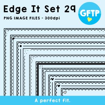 Edge It Borders - Set 29