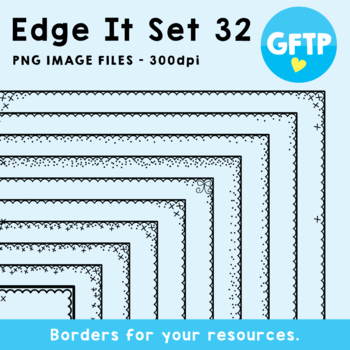 Edge It Borders - Set 32