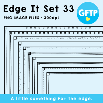 Edge It Borders - Set 33