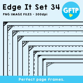 Edge It Borders - Set 34