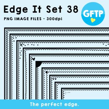 Edge It Borders - Set 38