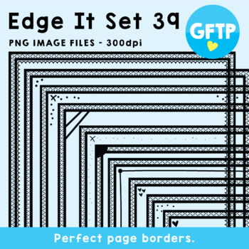 Edge It Borders - Set 39