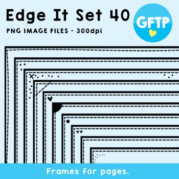 Edge It Borders - Set 40