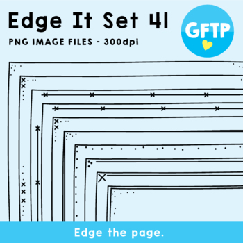 Edge It Borders - Set 41