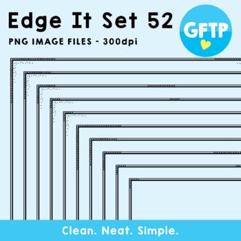 Edge It Borders - Set 52