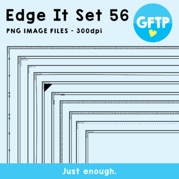 Edge It Borders - Set 56