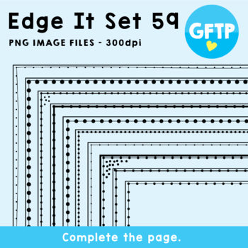Edge It Borders - Set 59