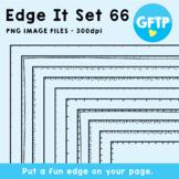 Edge It Borders - Set 66