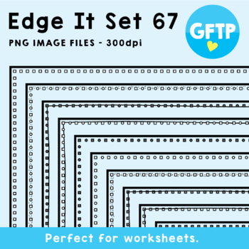 Edge It Borders - Set 67