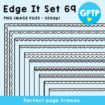 Edge It Borders - Set 69