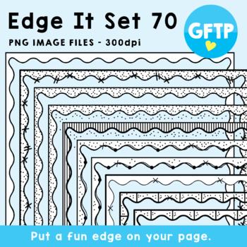 Edge It Borders - Set 70