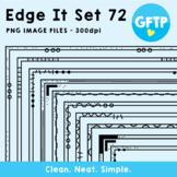 Edge It Borders - Set 72