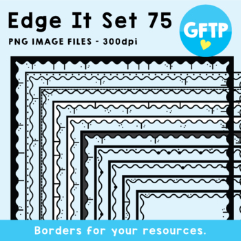 Edge It Borders - Set 75