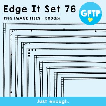 Edge It Borders - Set 76