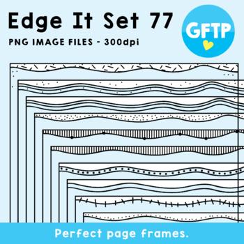 Edge It Borders - Set 77