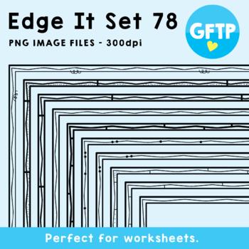 Edge It Borders - Set 78