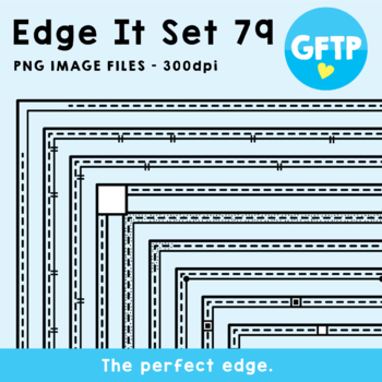 Edge It Borders - Set 79