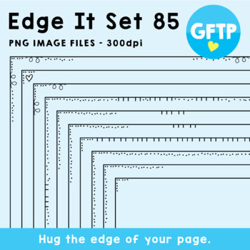 Edge It Borders - Set 85