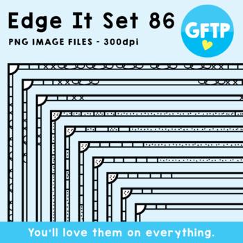 Edge It Borders - Set 86