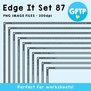 Edge It Borders - Set 87