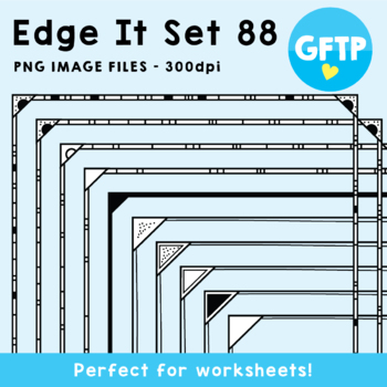 Edge It Borders - Set 88