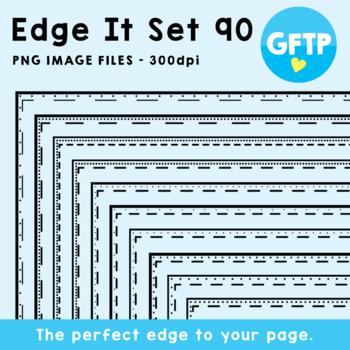 Edge It Borders - Set 90