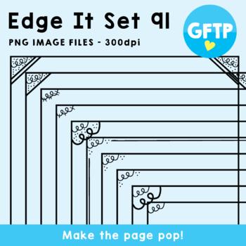 Edge It Borders - Set 91