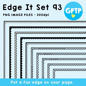 Edge It Borders - Set 93