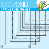 Edge It Borders - Spring Set