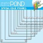 Edge It Borders - Spring Set