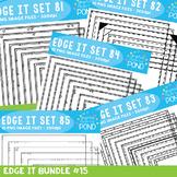 Edge It Frames {Borders} Bundle 15