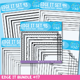 Edge It Frames {Borders} Bundle 17