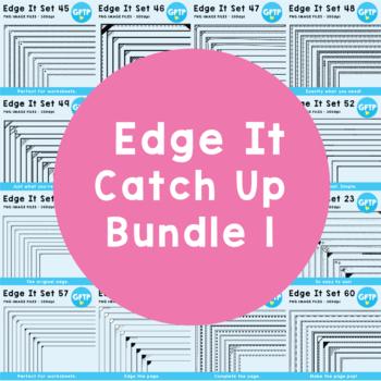 Edge It 'Catch Up' Bundle #1
